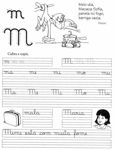 imagem 15 3 470x616 - Atividades de CALIGRAFIA para Imprimir e melhorar a escrita