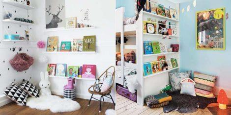 imagem 15 470x235 - CANTINHO da leitura para crianças, na escola ou em casa, como fazer