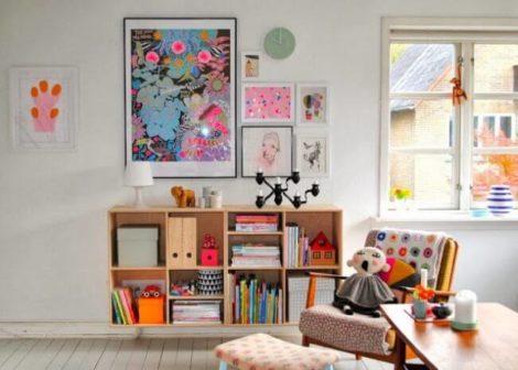 imagem 17 470x336 - CANTINHO da leitura para crianças, na escola ou em casa, como fazer