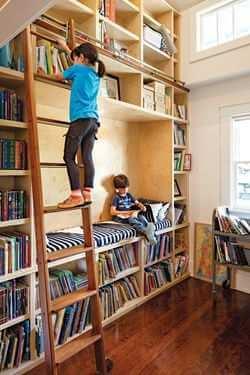 imagem 21 - CANTINHO da leitura para crianças, na escola ou em casa, como fazer