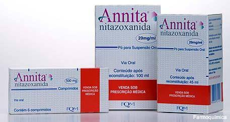 Rem%C3%A9dio de Verme Annita - Remédio de Verme Annita todas Informações para uso