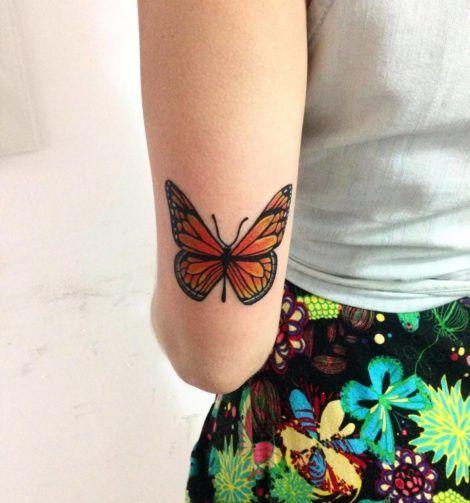imagem 12 6 470x503 - Tatuagem Feminina no Braço, no Pulso, Ideias em Desenhos