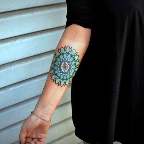 imagem 16 6 470x470 - Tatuagem Feminina no Braço, no Pulso, Ideias em Desenhos
