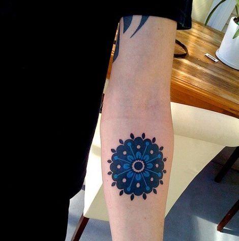 imagem 17 7 470x472 - Tatuagem Feminina no Braço, no Pulso, Ideias em Desenhos
