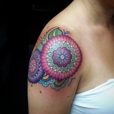 imagem 18 6 470x470 - Tatuagem Feminina no Braço, no Pulso, Ideias em Desenhos