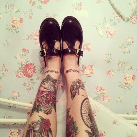 imagem 3 9 470x470 - Tatuagem Old School Desenhos, Fotos e Dicas