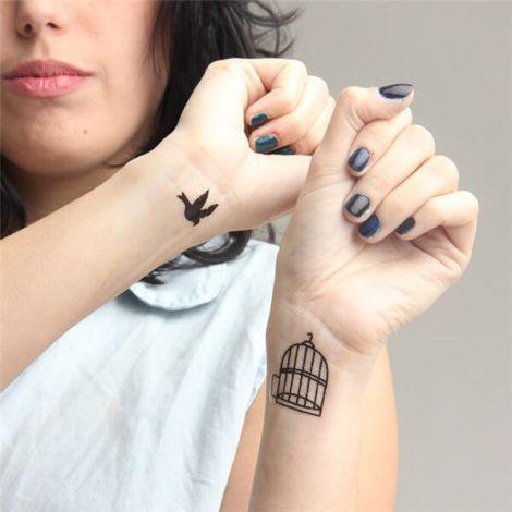 imagem 4 5 470x470 - Tatuagem Feminina no Braço, no Pulso, Ideias em Desenhos