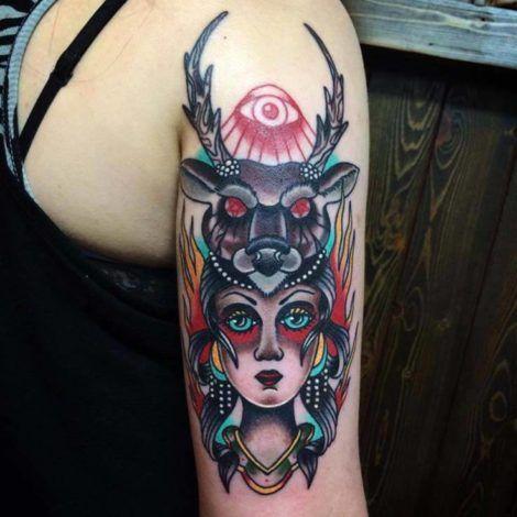 imagem 5 16 470x470 - Tatuagem Old School Desenhos, Fotos e Dicas