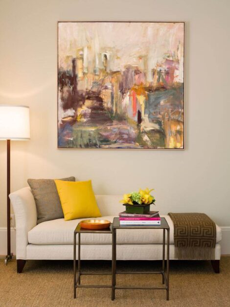 quadro abstrato para sala 5 470x627 - Quadros Abstratos para Sala Fotos e Dicas