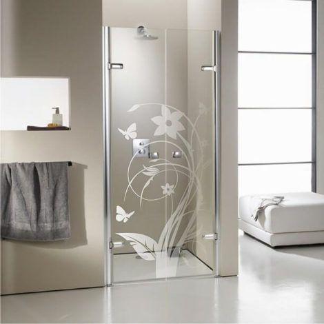vidro jateado banheiro 470x470 - Tipos de Vidro Jateado para Portas e Janelas